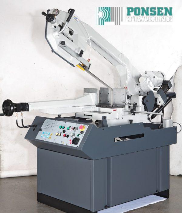 Bandzaagmachine half automaat CY-355 CE