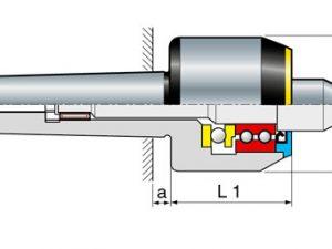 Sassatelli meedraaiende centers type GT-VS  verlengde punt MK5