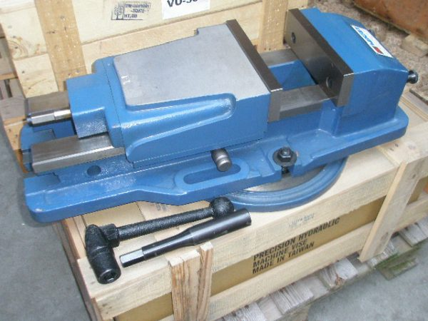 "Vertex hydr. machineklem VH-8"" / 200mm"