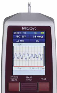 Mitutoyo ruwheidstester SJ-210 178-560-01D