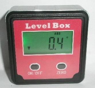 Digitale hoekmeter Bevel box / Level box