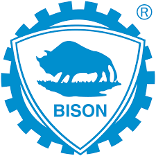 Bison gedeelde modulaire machineklem 100 – 150mm