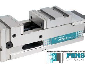Arnold MAT hoge druk mechanische klem 125mm